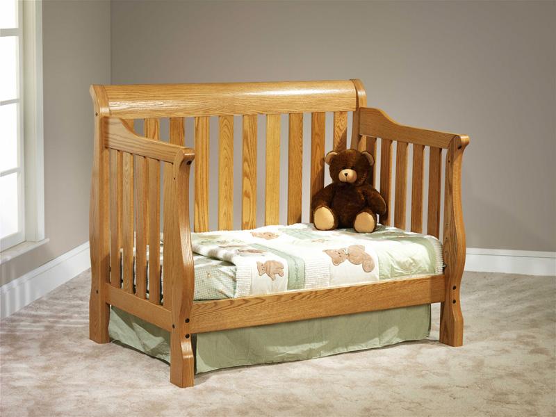 Natural And Organic Nursery Cribsets