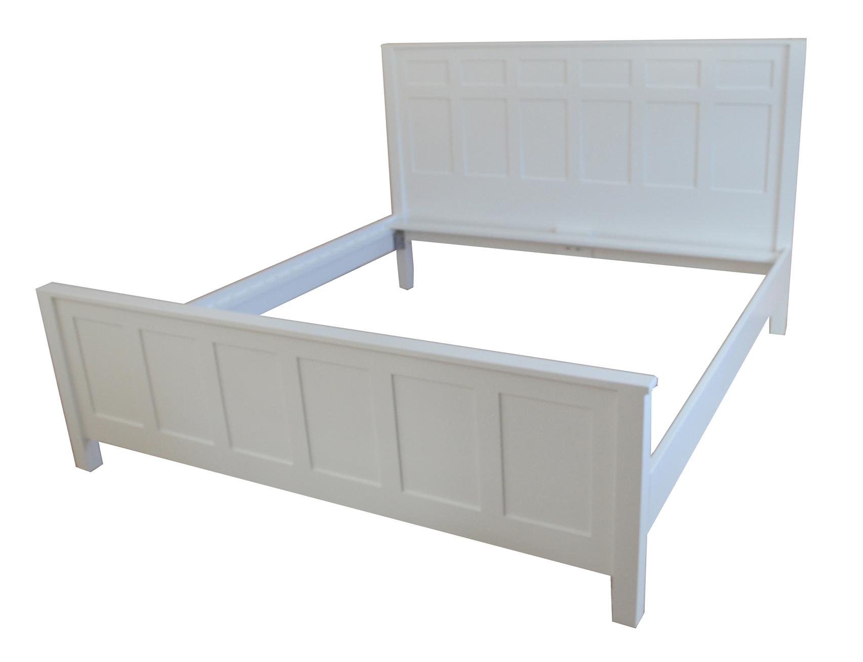 Natural and Organic Bedroom Furniture : Bed Frames